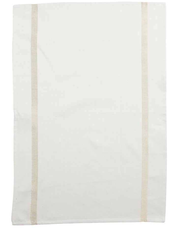 TINSEL TEA TOWEL CHEERS image 4