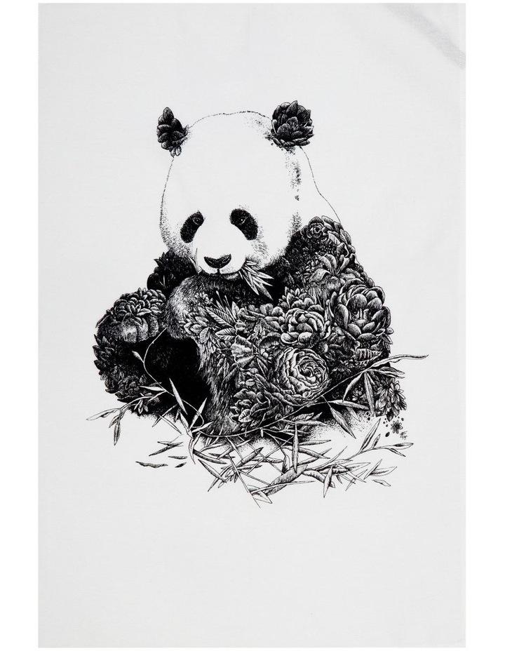 Marini Ferlazzo Tea Towel 50x70cm Giant Panda image 1