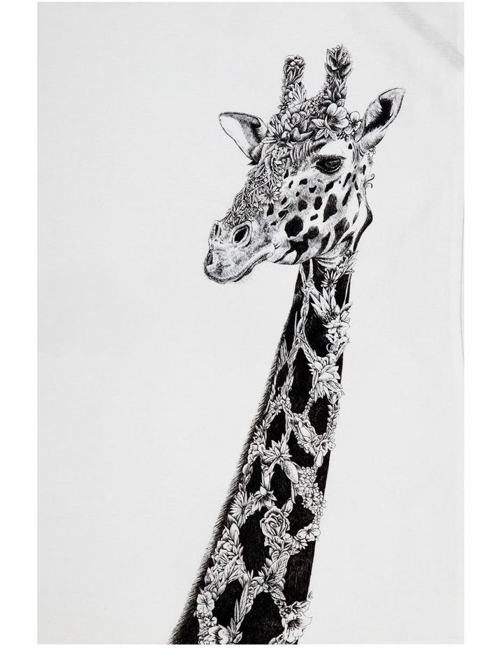 Marini Ferlazzo Tea Towel 50x70cm African Giraffe image 1