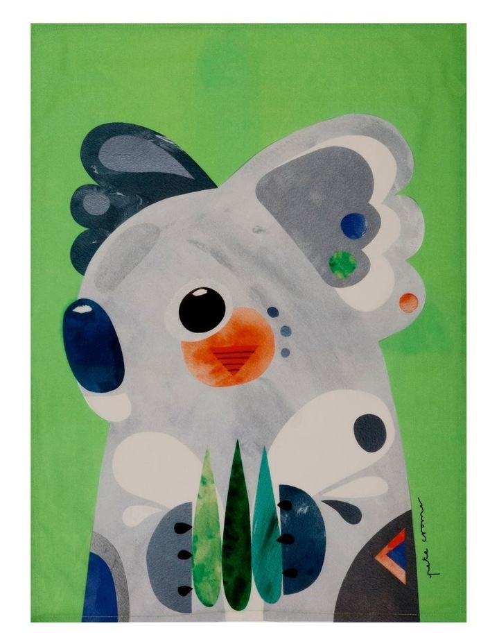 Pete Cromer Tea Towel 50x70cm Koala image 1