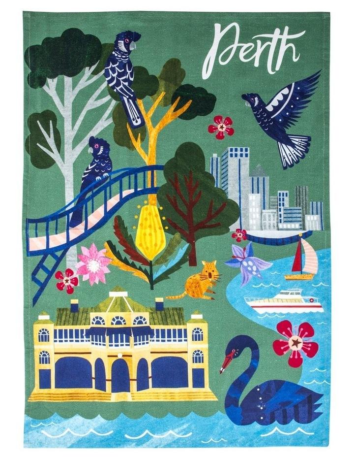 Perth Tea Towel image 1