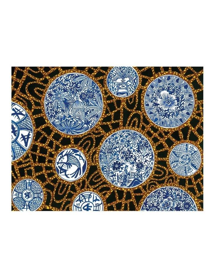 Greg Irvine Tea Towel 50x70cm Batik Toile image 1