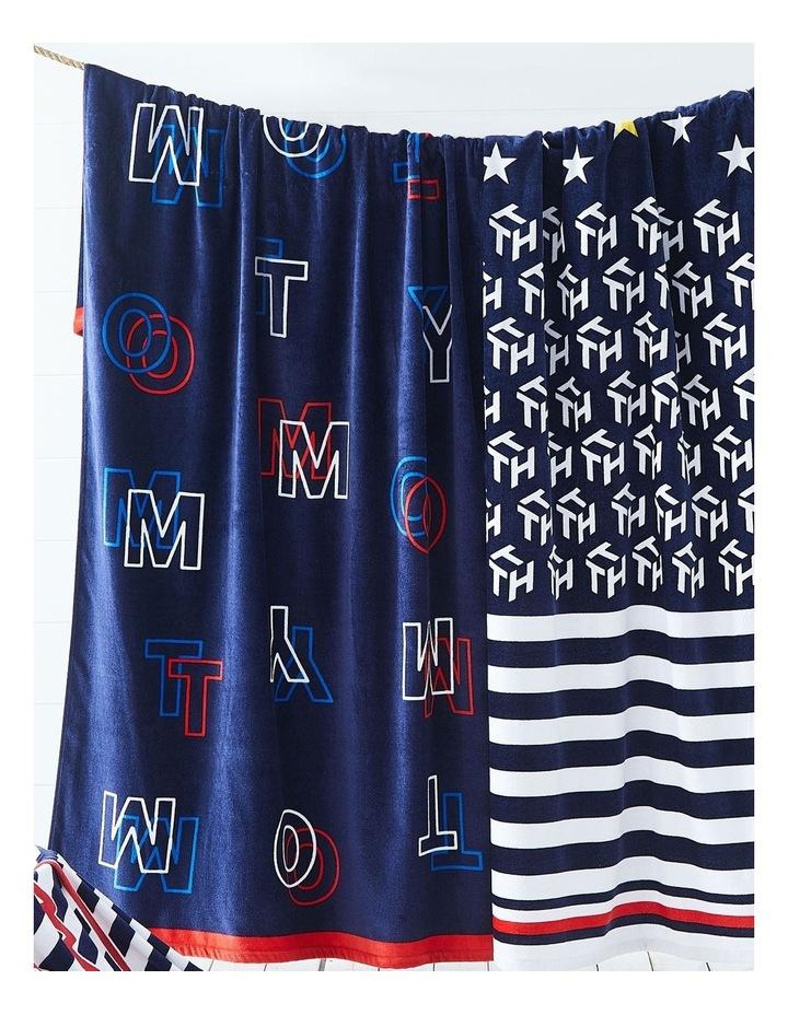 American Remix Beach Towel image 2