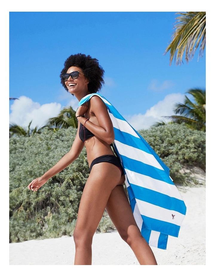 Cabana Beach Towel In Bondi Blue image 3