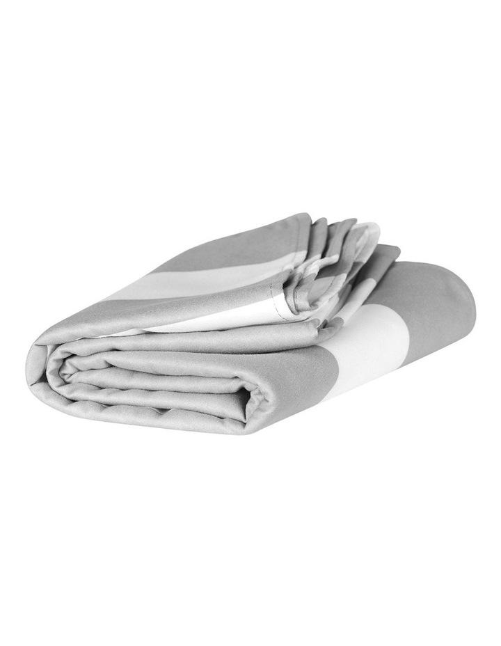 Cabana Beach Towel In Goa Grey image 2