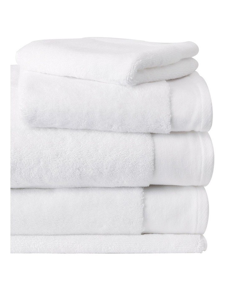 Sheridan Luxury Retreat Collection Towel Range in White image 2