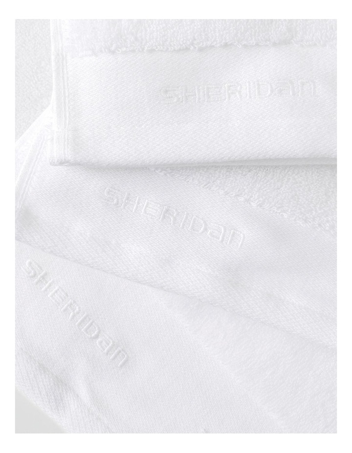 Sheridan Luxury Retreat Collection Towel Range in White image 3