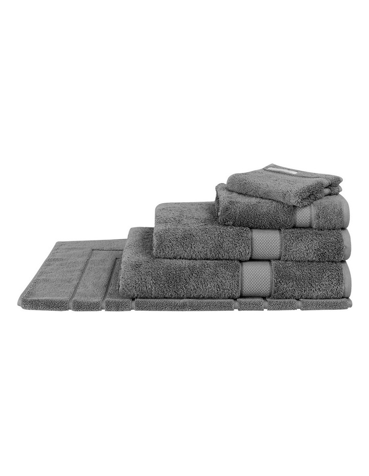 Luxury Egyptian Towel Range in Lagoon image 1