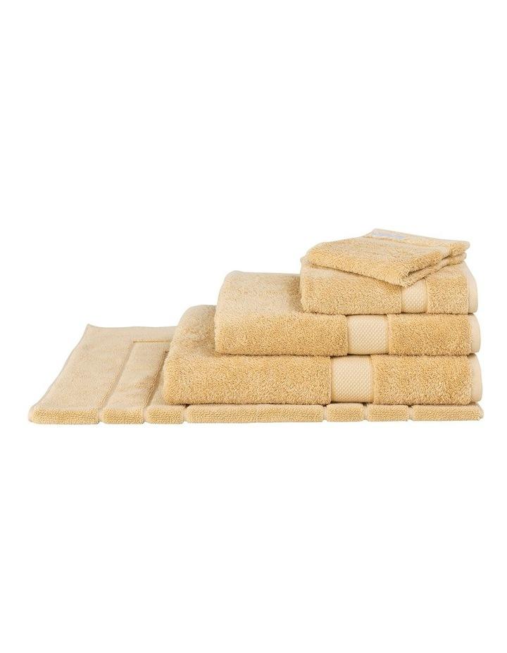 Sheridan Lux Egypt Cotton Towel Range in Mustard image 1