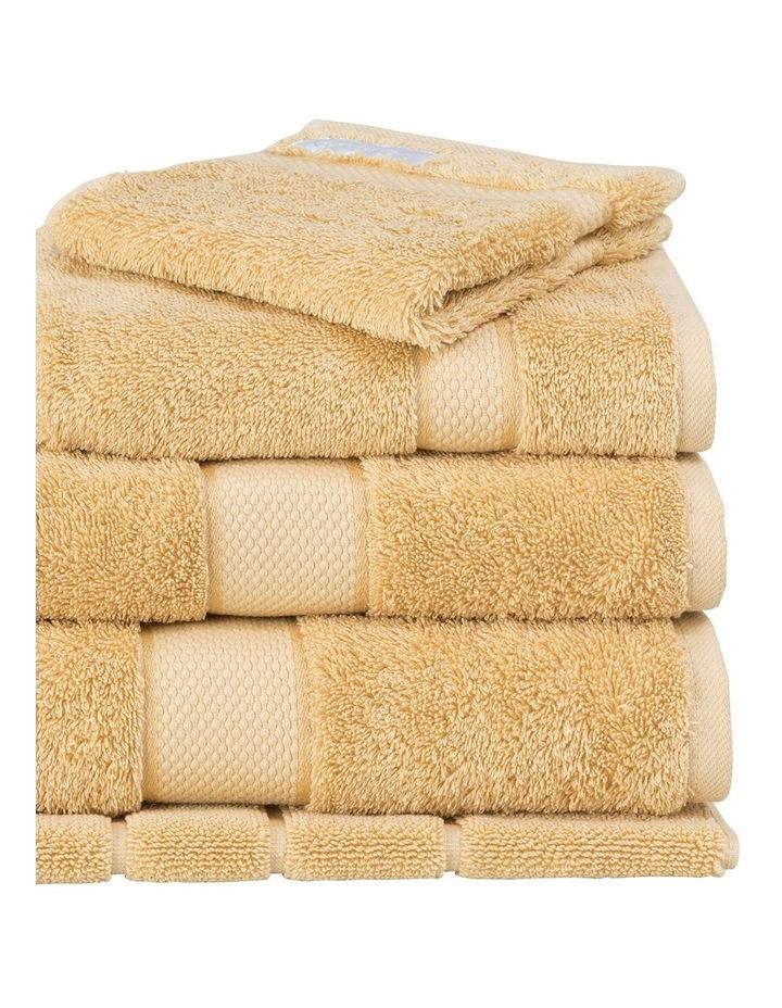 Sheridan Lux Egypt Cotton Towel Range in Mustard image 2