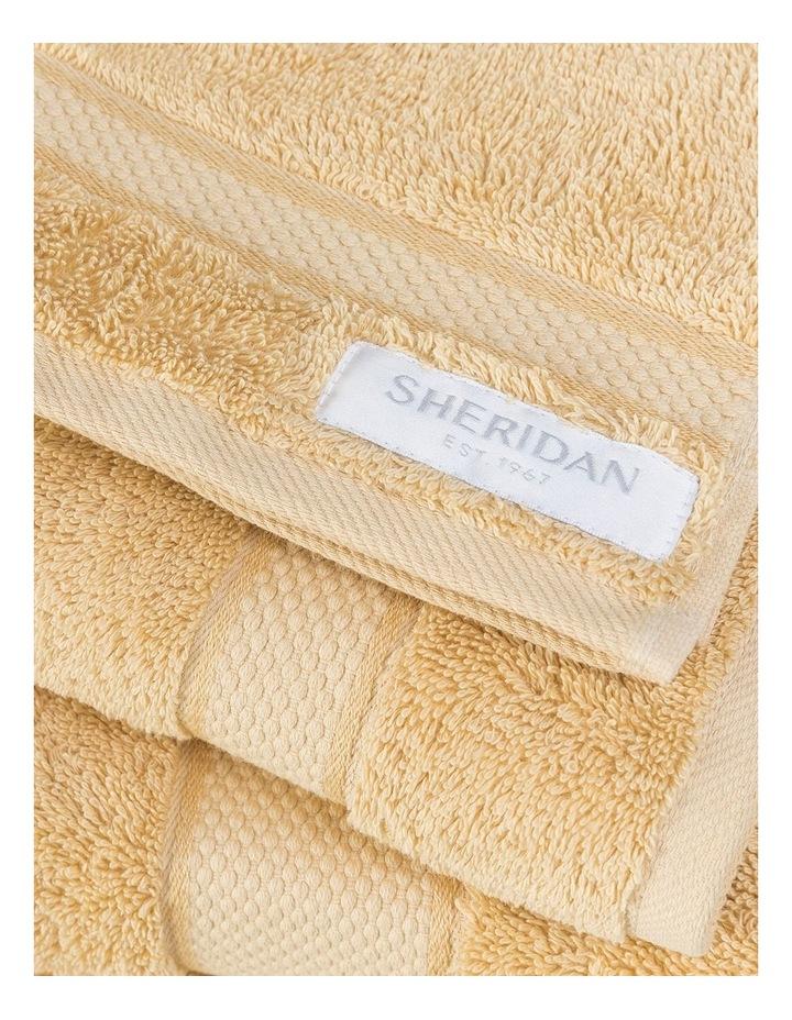 Sheridan Lux Egypt Cotton Towel Range in Mustard image 3