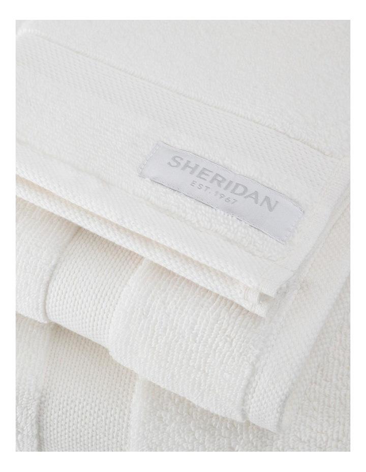 Organic Cotton Eden Towel Range in Ivory image 5