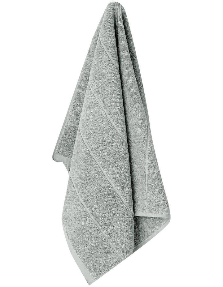 Paros Bath Towel Range in Limestone image 3