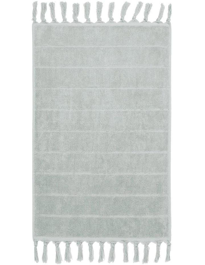 Paros Bath Towel Range in Limestone image 4
