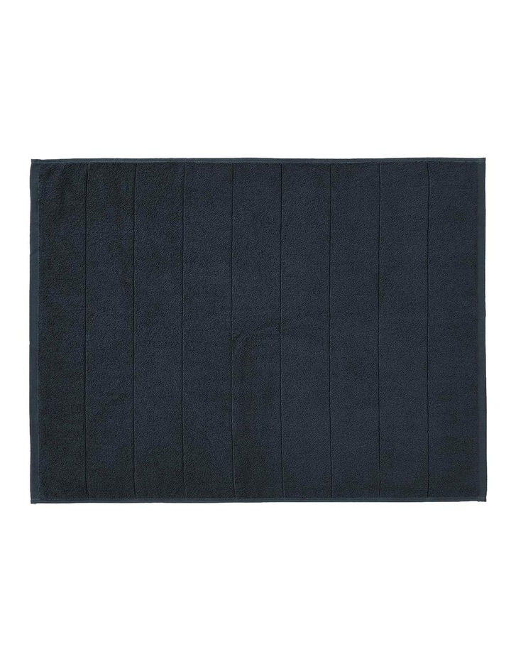 Paros Bath Towel Range in Slate Blue image 5