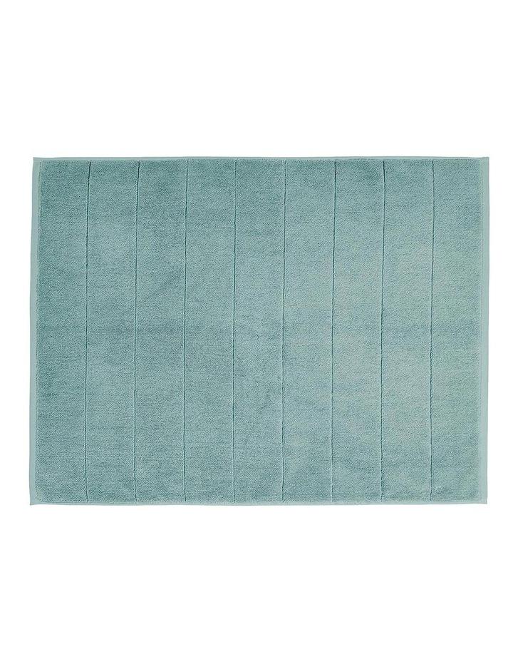 Paros Bath Towel Range in Jade image 5