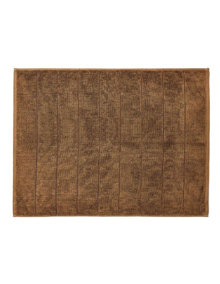 Paros Bath Towel Range in Caramel image 5