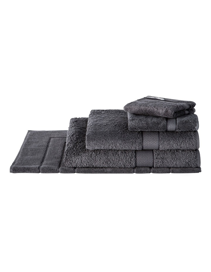 Luxury Egyptian Towel Range in Graphite image 1