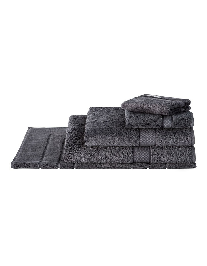 Luxury Egyptian Towel Range in Graphite image 2