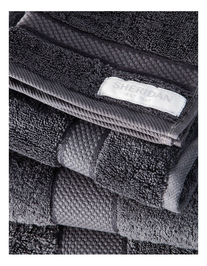 Luxury Egyptian Towel Range in Graphite image 4