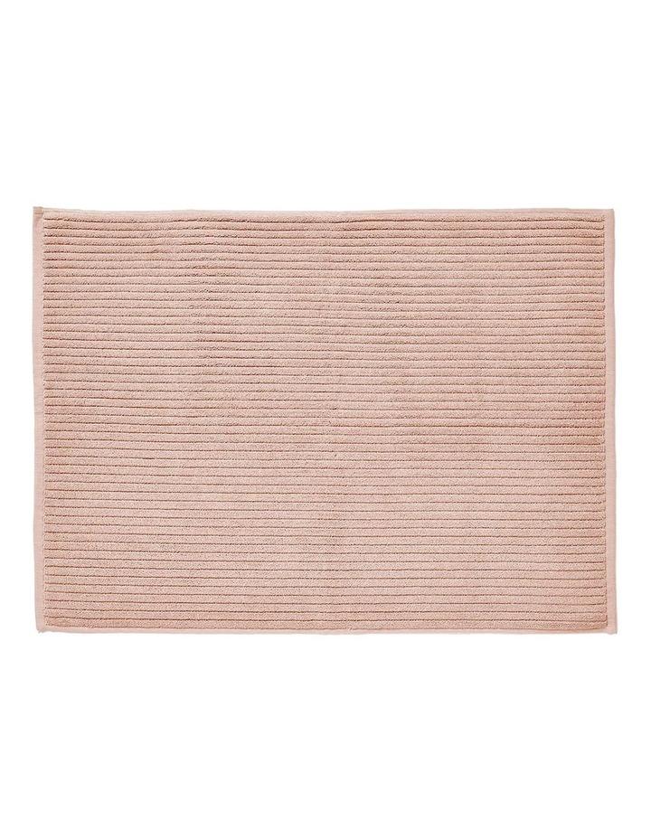 Paros Rib Bath Towel Set In Shell image 6
