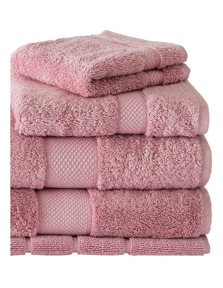 Luxury Egyptian Towel Range in Rosebud image 4