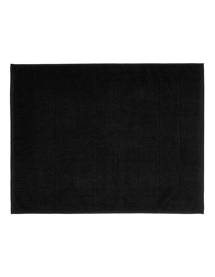 Paros Bath Towel Range In Black image 5