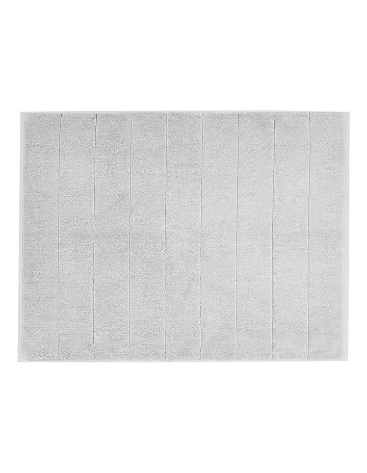 Paros Bath Towel Range in Dove image 5