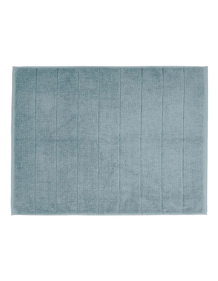 Paros Bath Towel Range in Eucalypt Green image 5