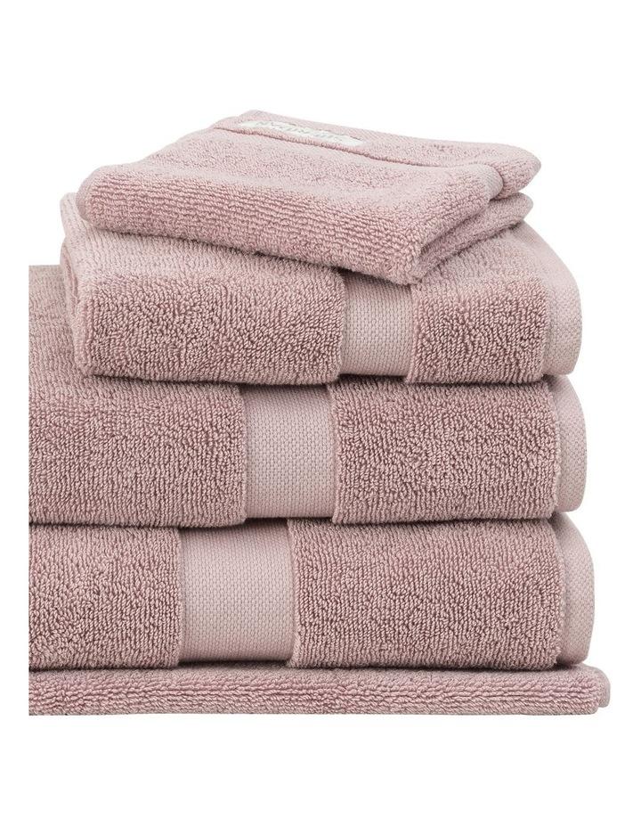 Organic Cotton Eden Towel Range in Dusk image 3