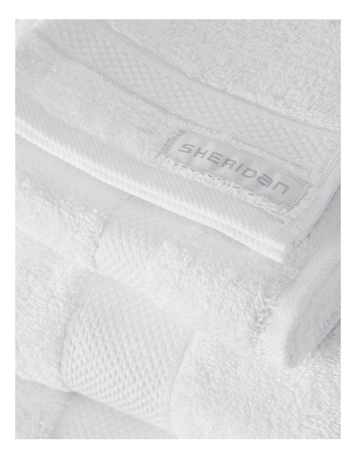 Sheridan Egyptian Collection Towel Range in White image 3