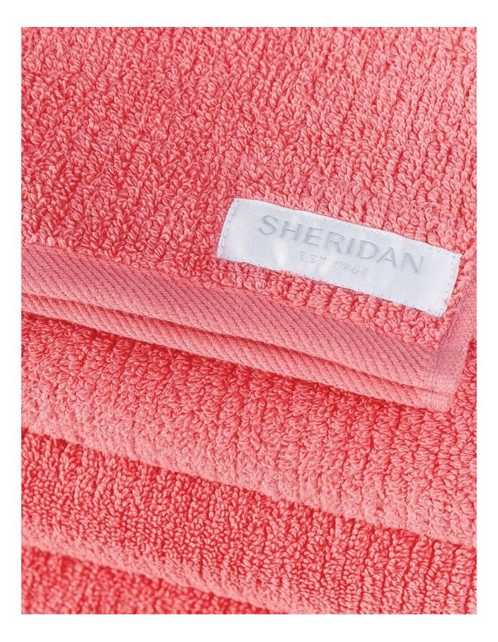 Living Textures Towel Range in Peony image 3