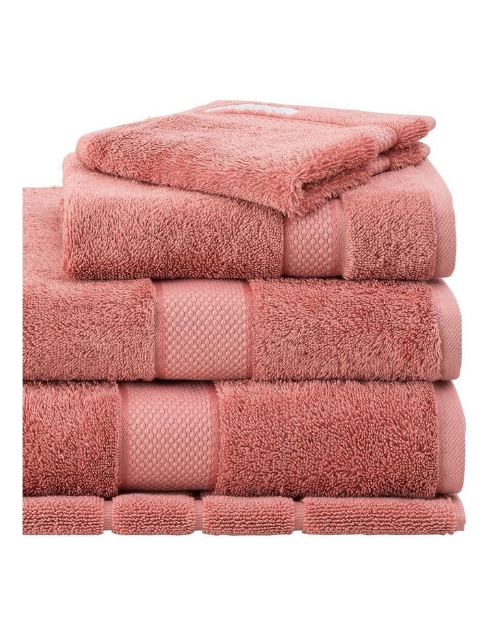 Luxury Egyptian Towel Range in Baked Clay image 2