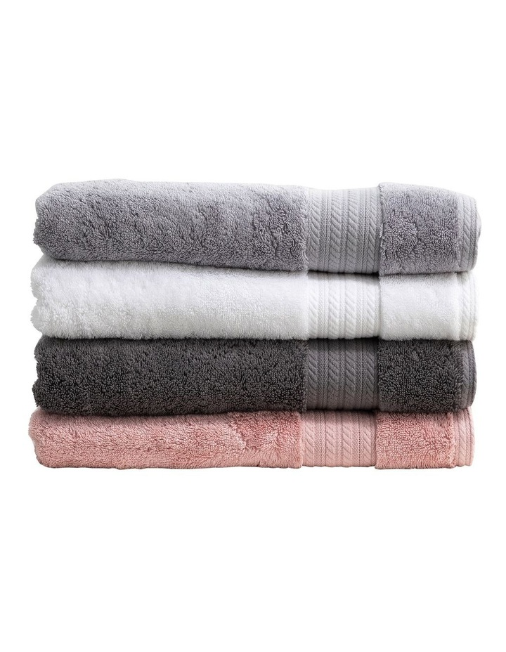 Heavenly Towel Range in Musk image 3