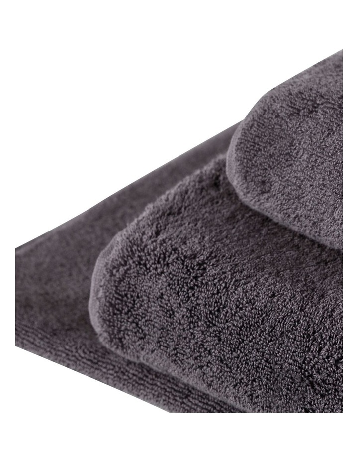 Ultimate Indulgence Towel Range in Charcoal image 2