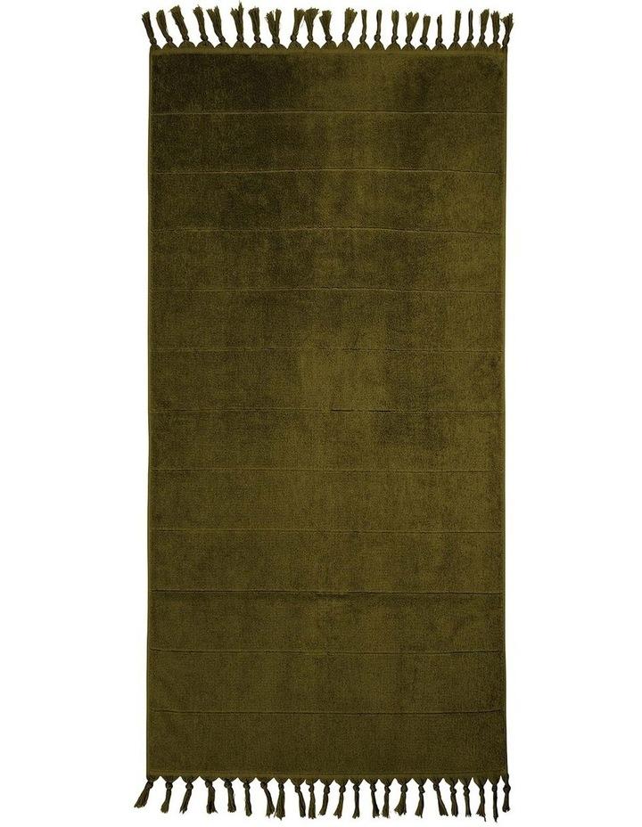 Paros Bath Towel Set - Khaki image 4