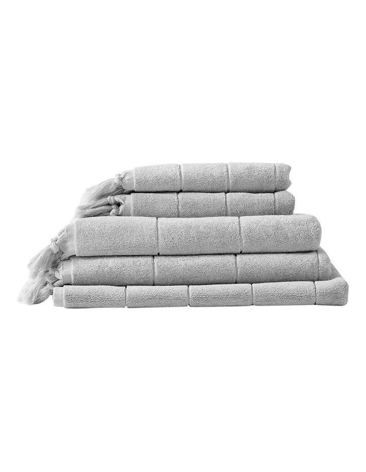 Paros Bath Towel Set - Dove image 1