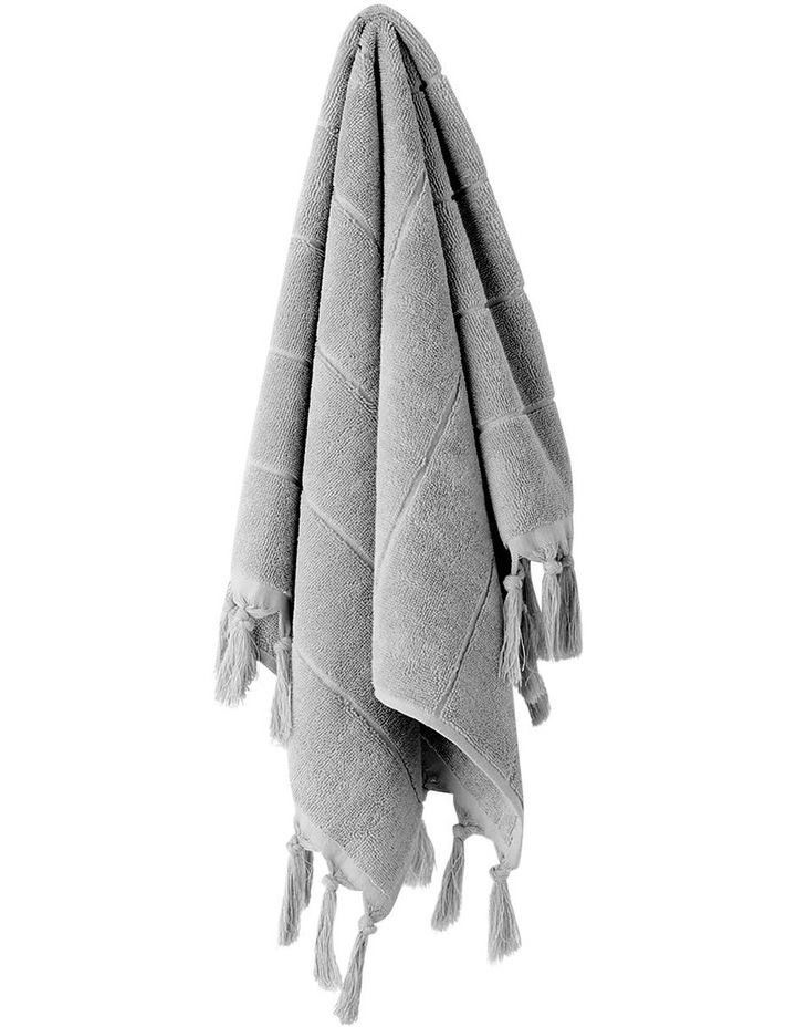Paros Bath Towel Set - Dove image 2