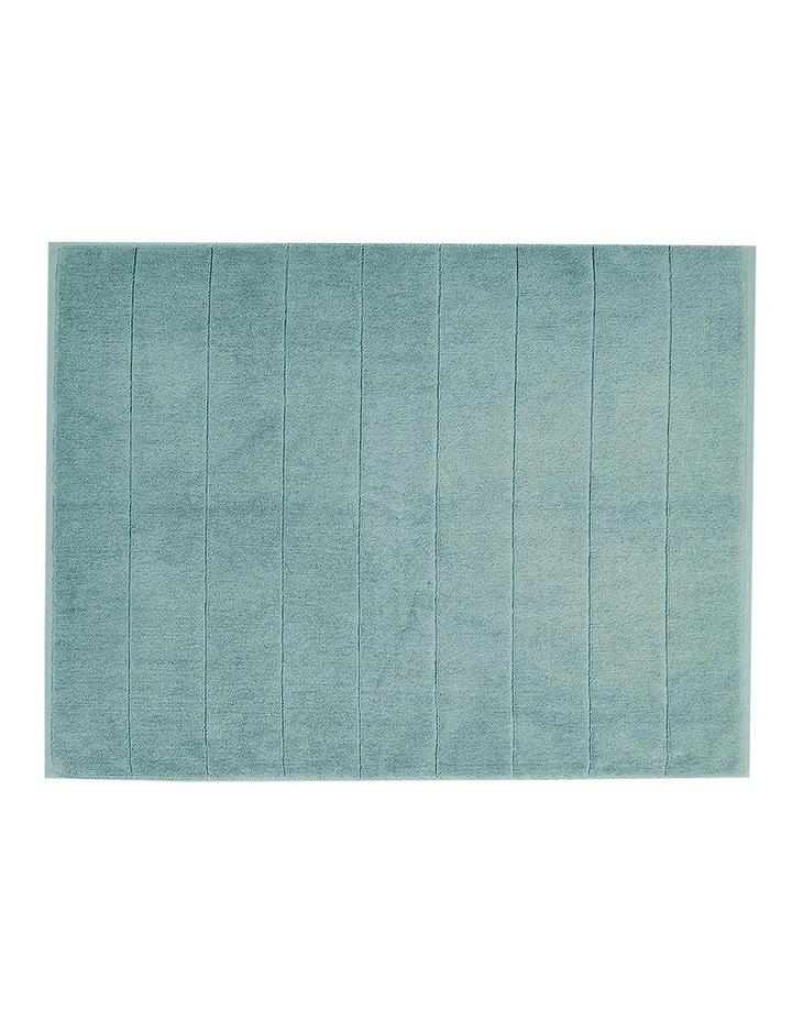 Paros Bath Towel Set in Jade image 6