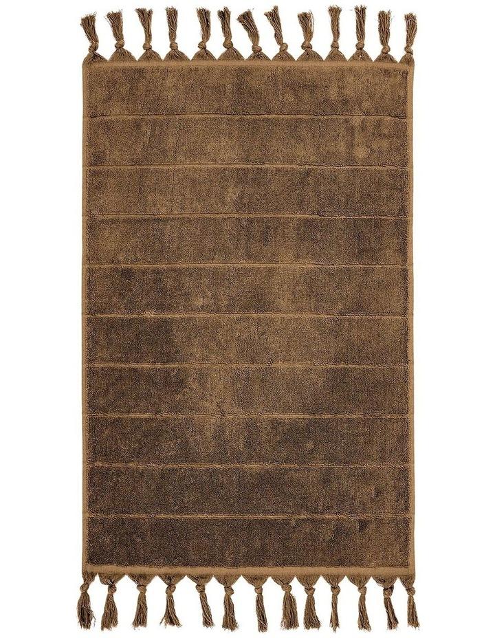 Paros Bath Towel Set in Caramel image 3
