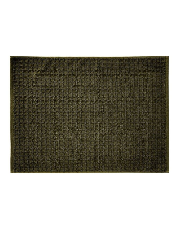 Waffle Bath Towel Set - Khaki image 4