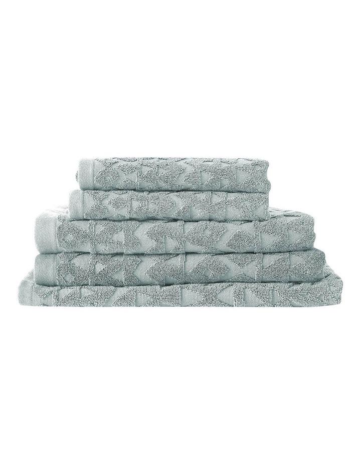 Maya Bath Towel Set in Limestone image 1