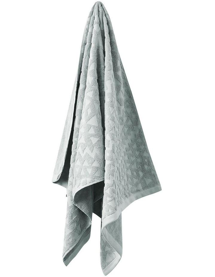Maya Bath Towel Set in Limestone image 2