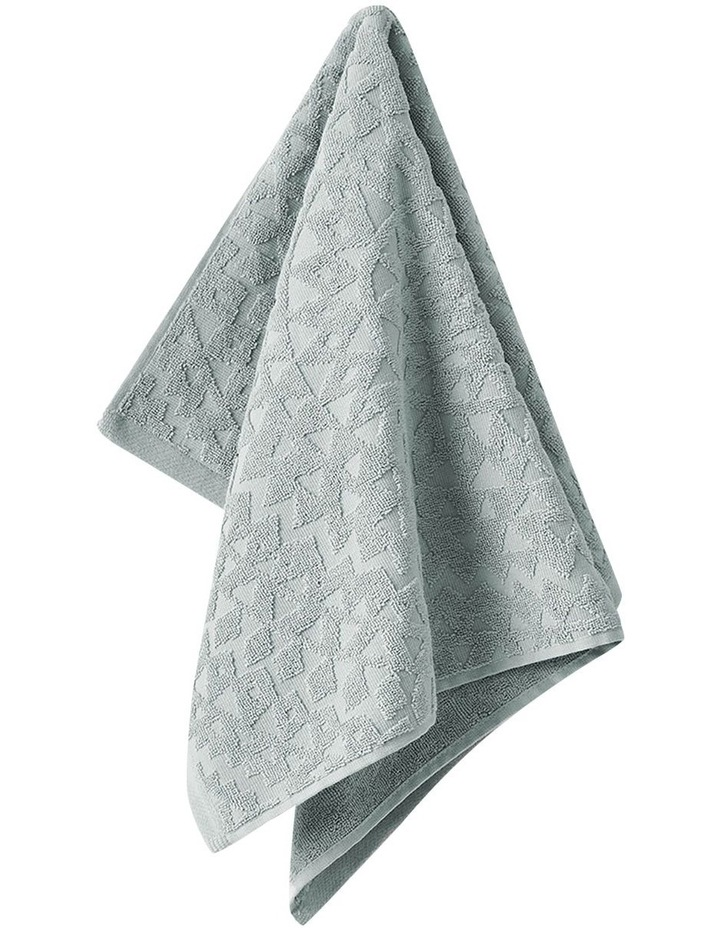 Maya Bath Towel Set in Limestone image 4