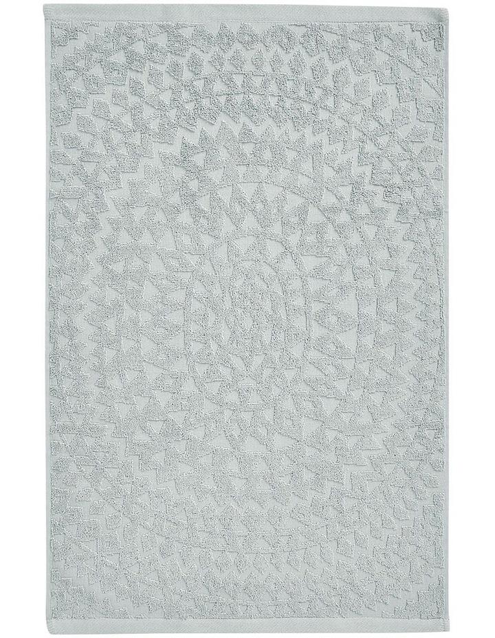 Maya Bath Towel Set in Limestone image 5