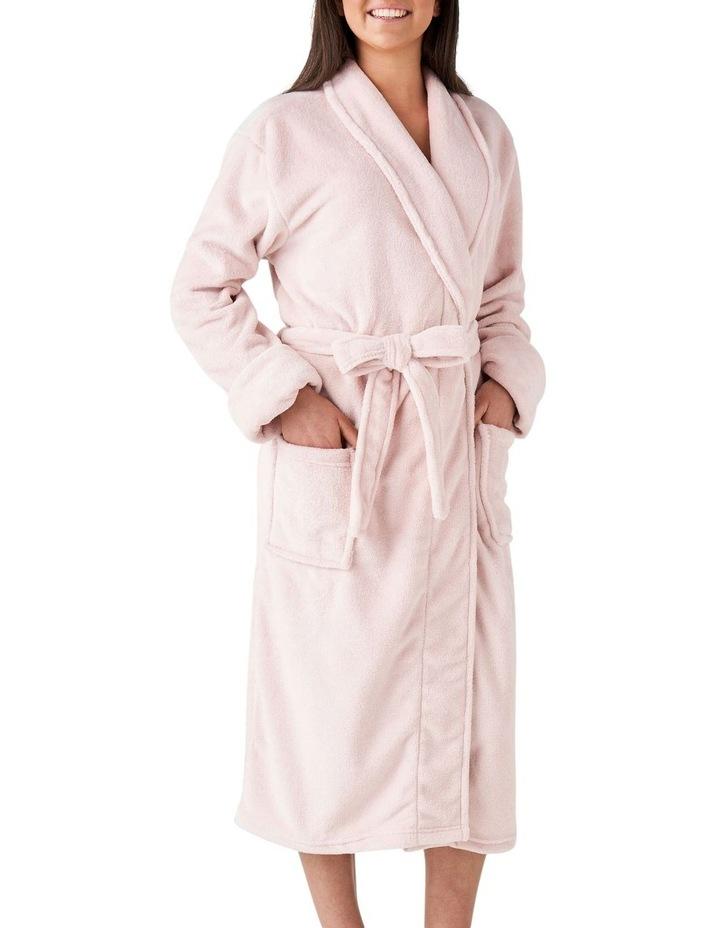 Plush Bath Robe image 2