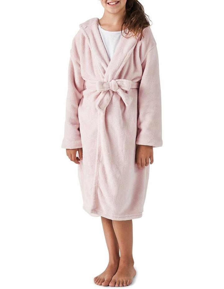 Plush Robes In Blush image 1