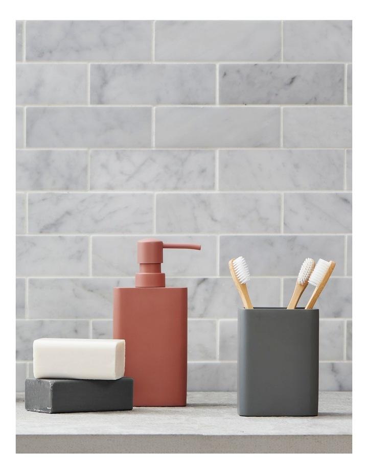 Copenhagen Bathroom Accessories Range in Pink Clay image 1