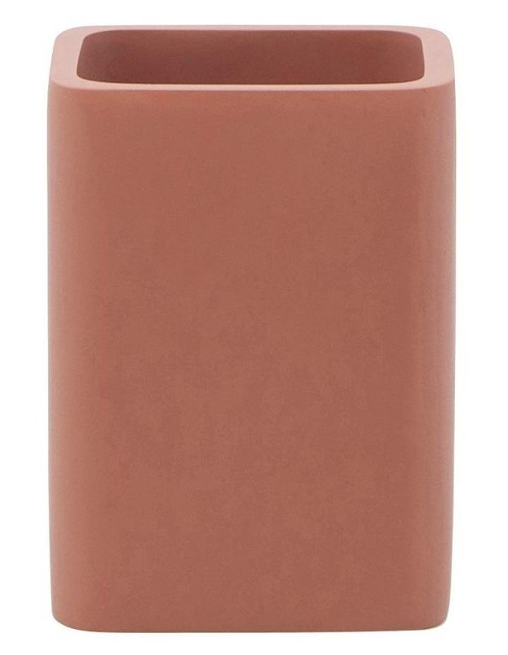 Copenhagen Bathroom Accessories Range in Pink Clay image 5