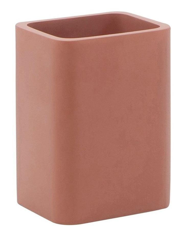 Copenhagen Bathroom Accessories Range in Pink Clay image 6